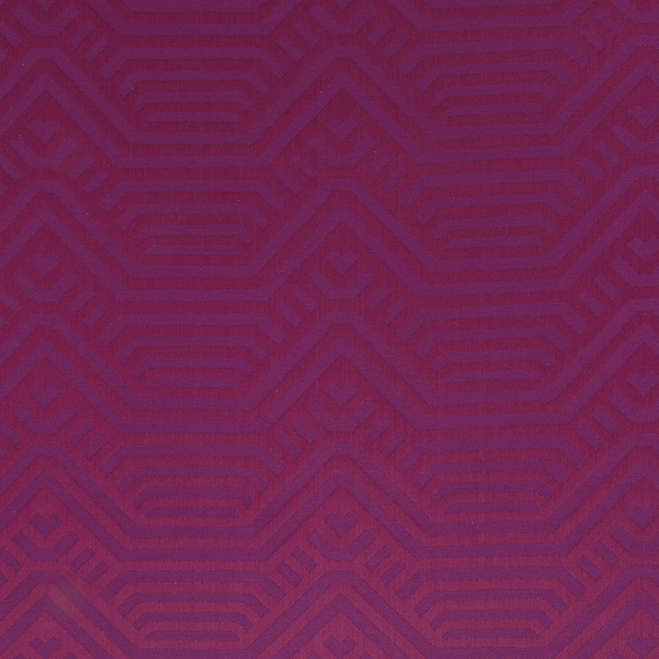 Henna-Cassis-Beet Road Home Fabric - Beet