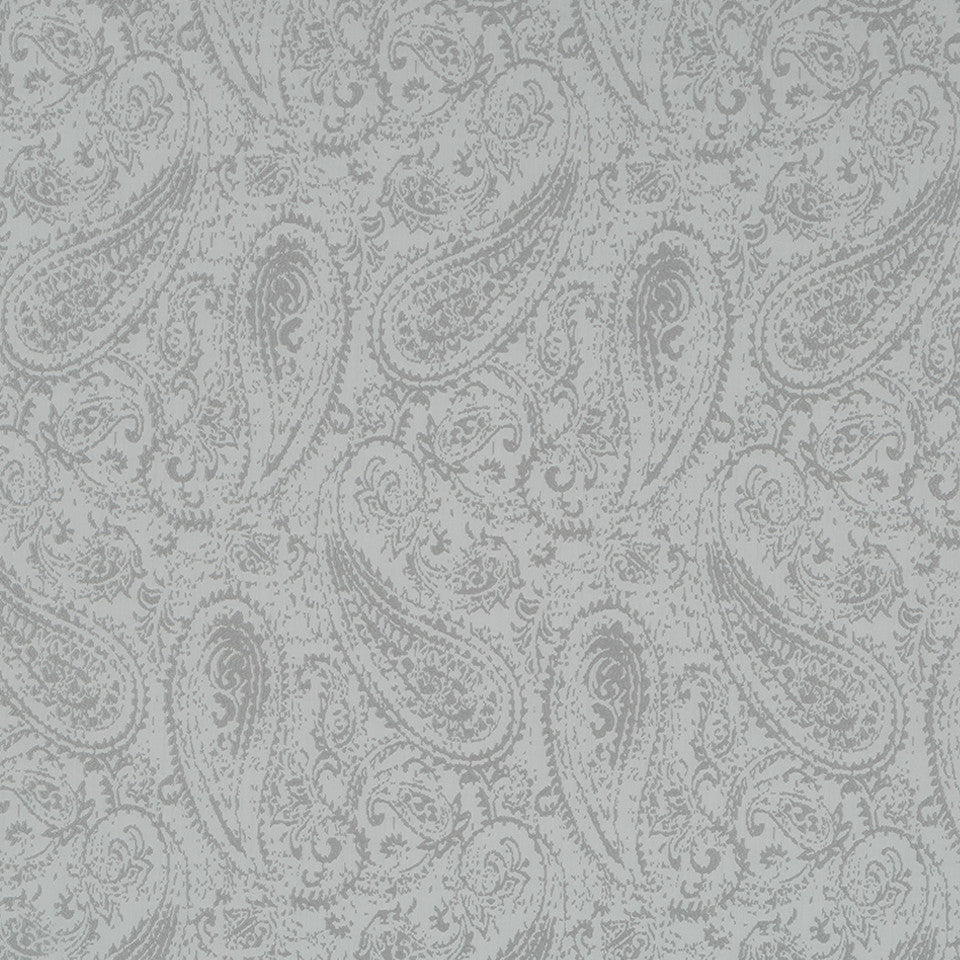 Decorative Drapery Cool Colors Selman Fabric - Blue Opal