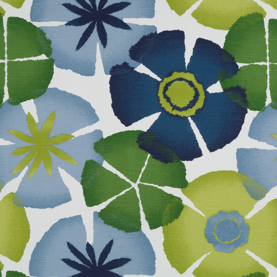 Pure Petals Fabric - Leaf