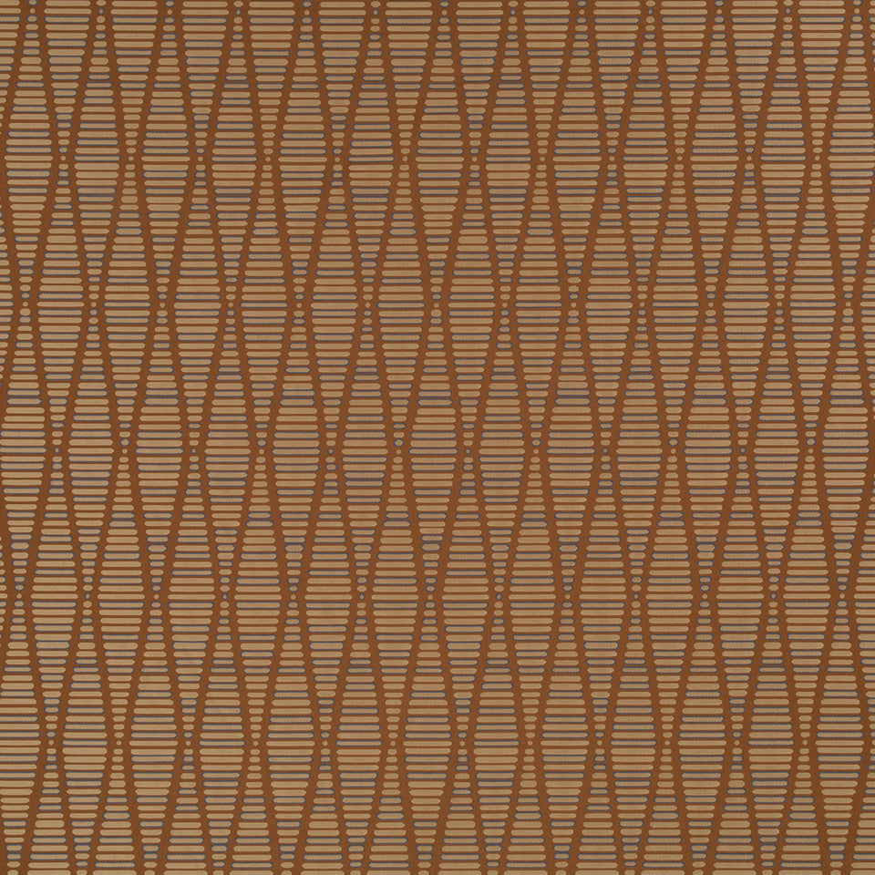 Eclectic Multi-Use Fabrics II Edge Stitch Fabric - Bronze