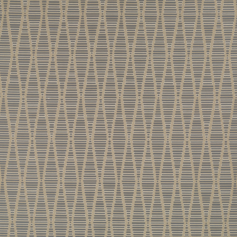 Eclectic Multi-Use Fabrics II Edge Stitch Fabric - Cement