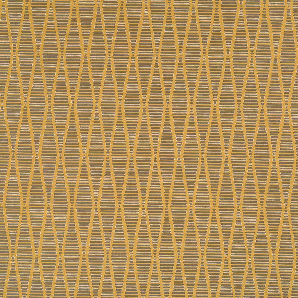 Eclectic Multi-Use Fabrics II Edge Stitch Fabric - Marigold