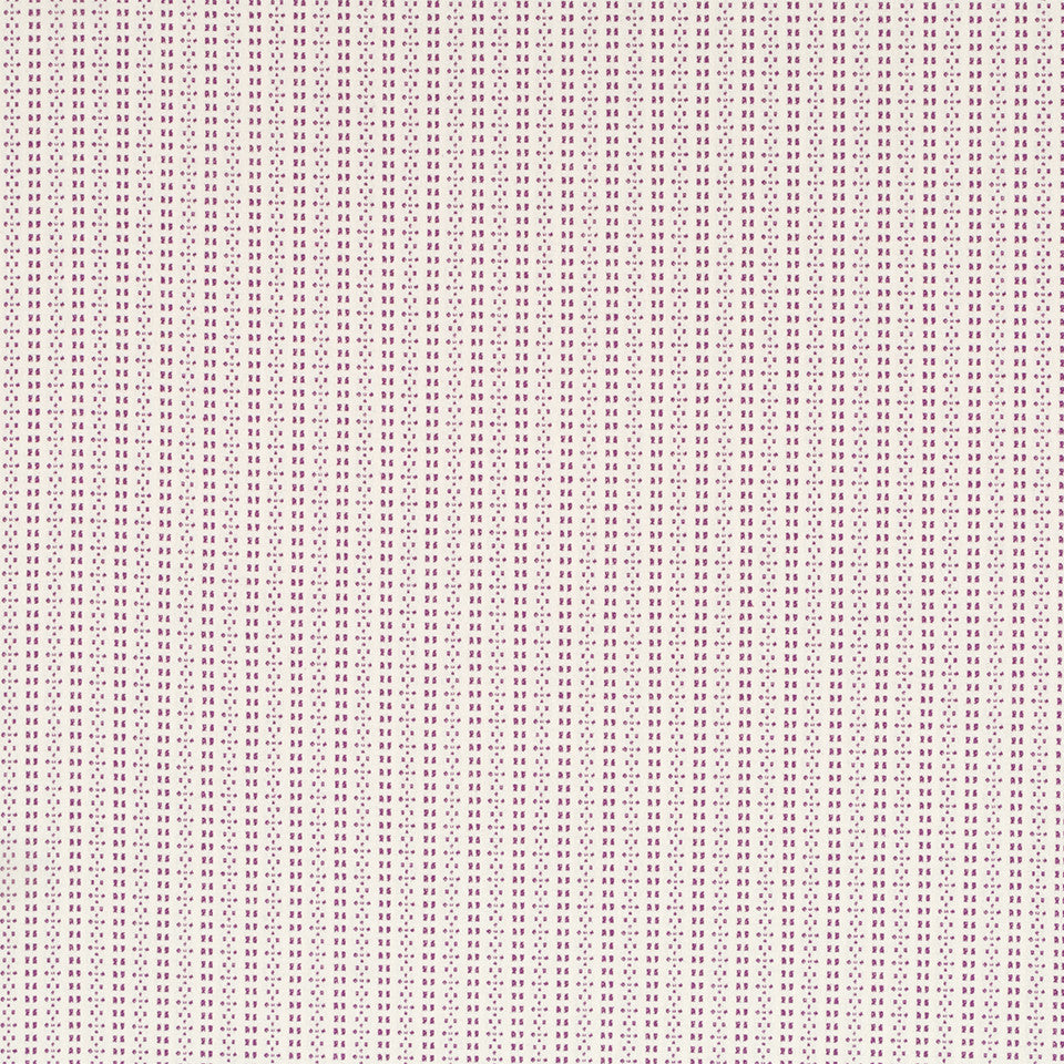 Henna-Cassis-Beet Digital Stripe Fabric - Beet