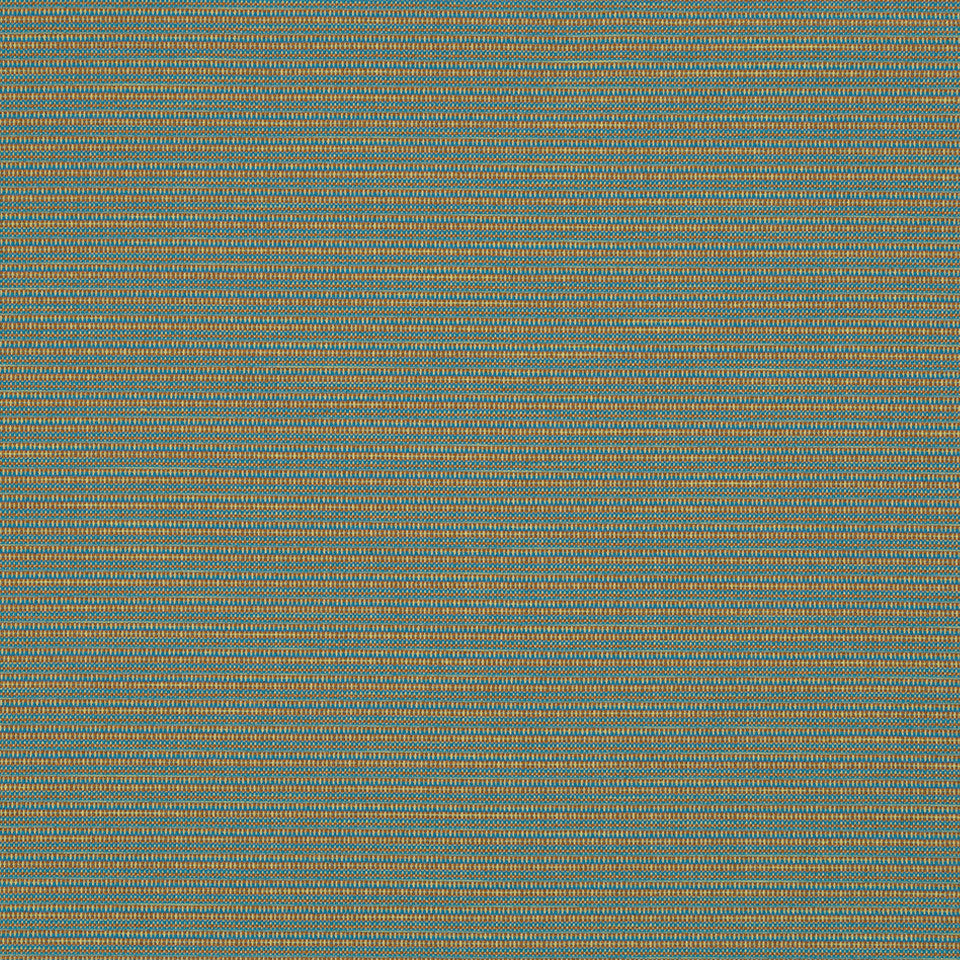 Copper-Stone-Ink Linear Texture Fabric - Pacific