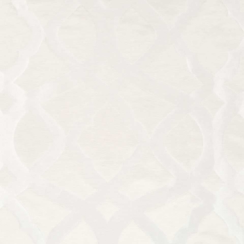 Decorative Drapery Warm Colors Graciously Fabric - Glacier