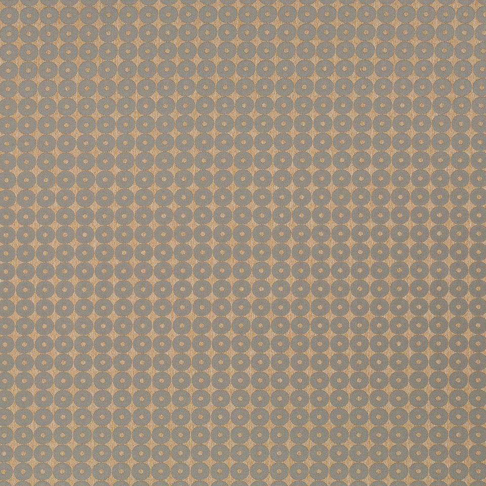Eclectic Multi-Use Fabrics II Cata Rings Fabric - Taupe