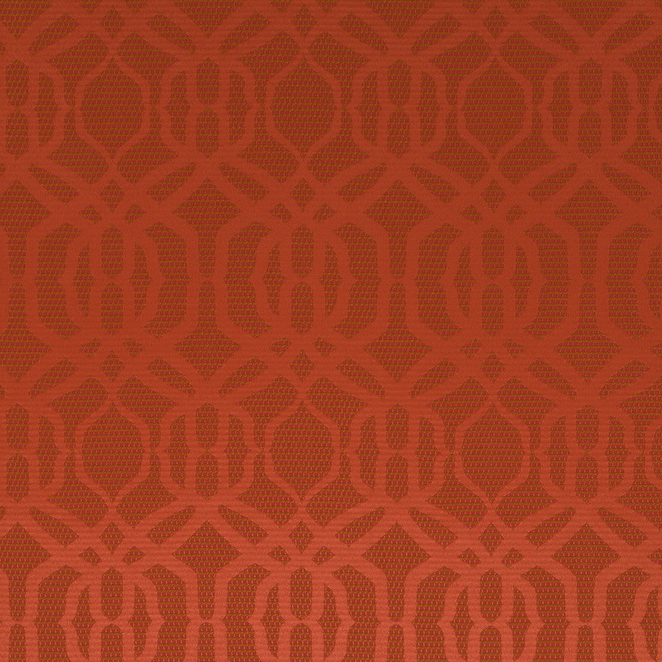Nano-Tex Modern Uph Switch Stitch Fabric - Cayenne