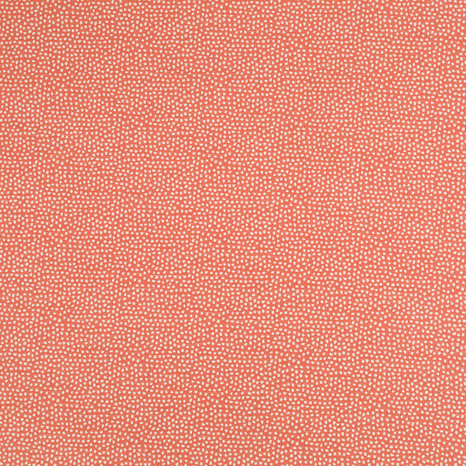 Flicker Bk Fabric - Coral