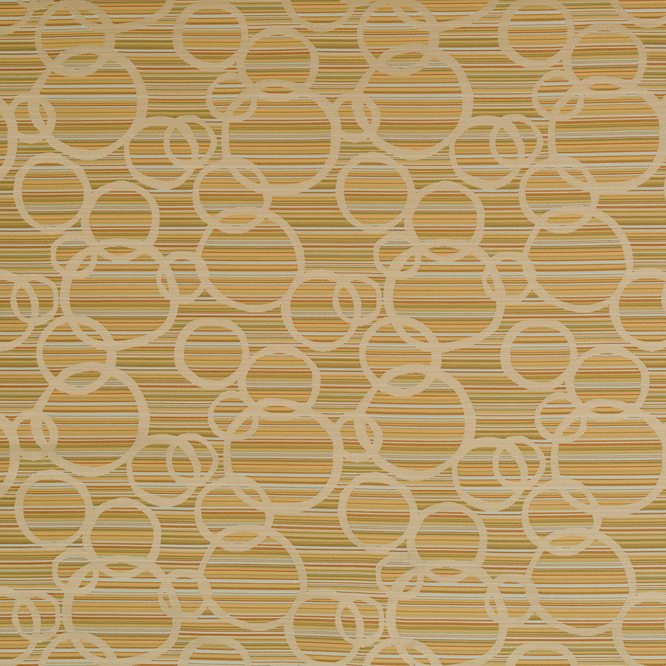 Nano-Tex Modern Uph Scope Circle Fabric - Pear