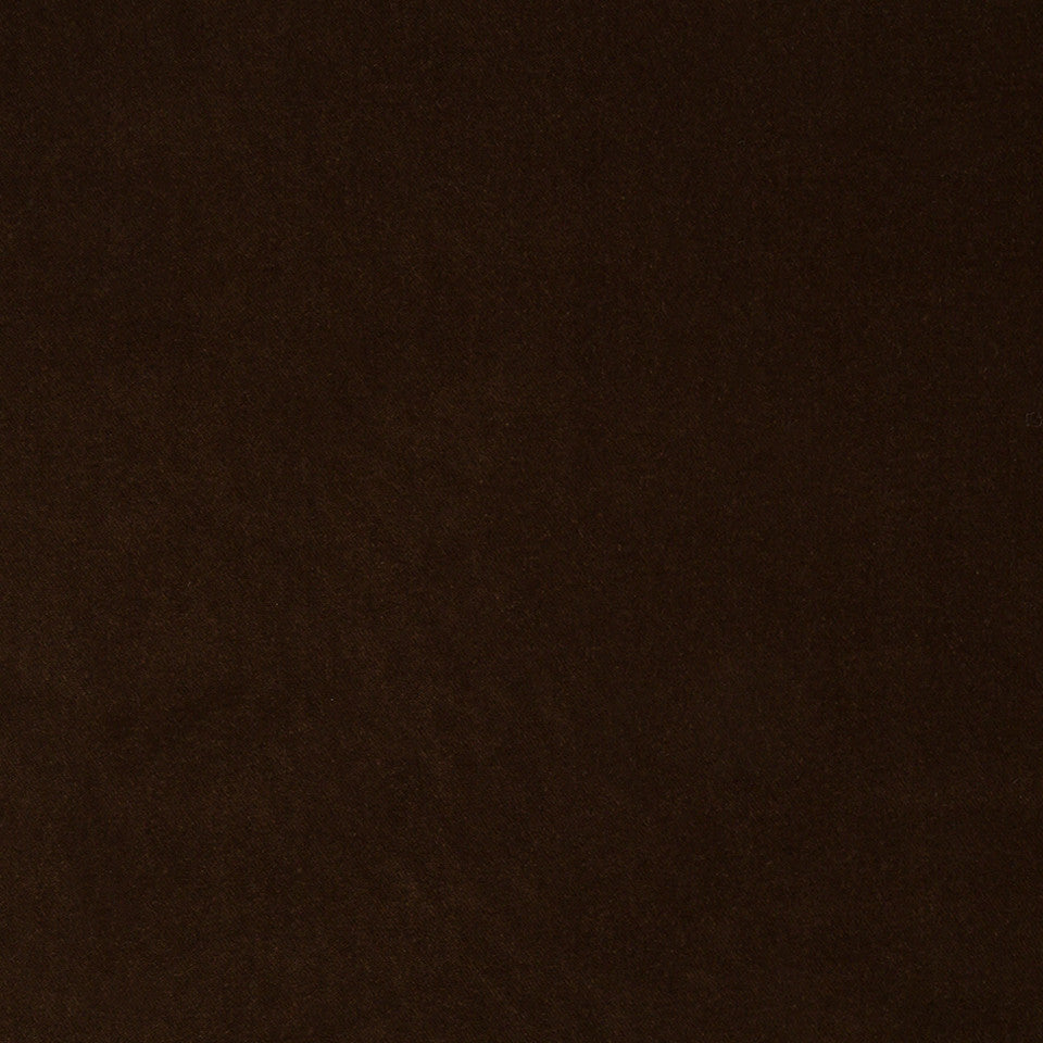 Drapeable Velvet Luxe Look Fabric - Chocolate