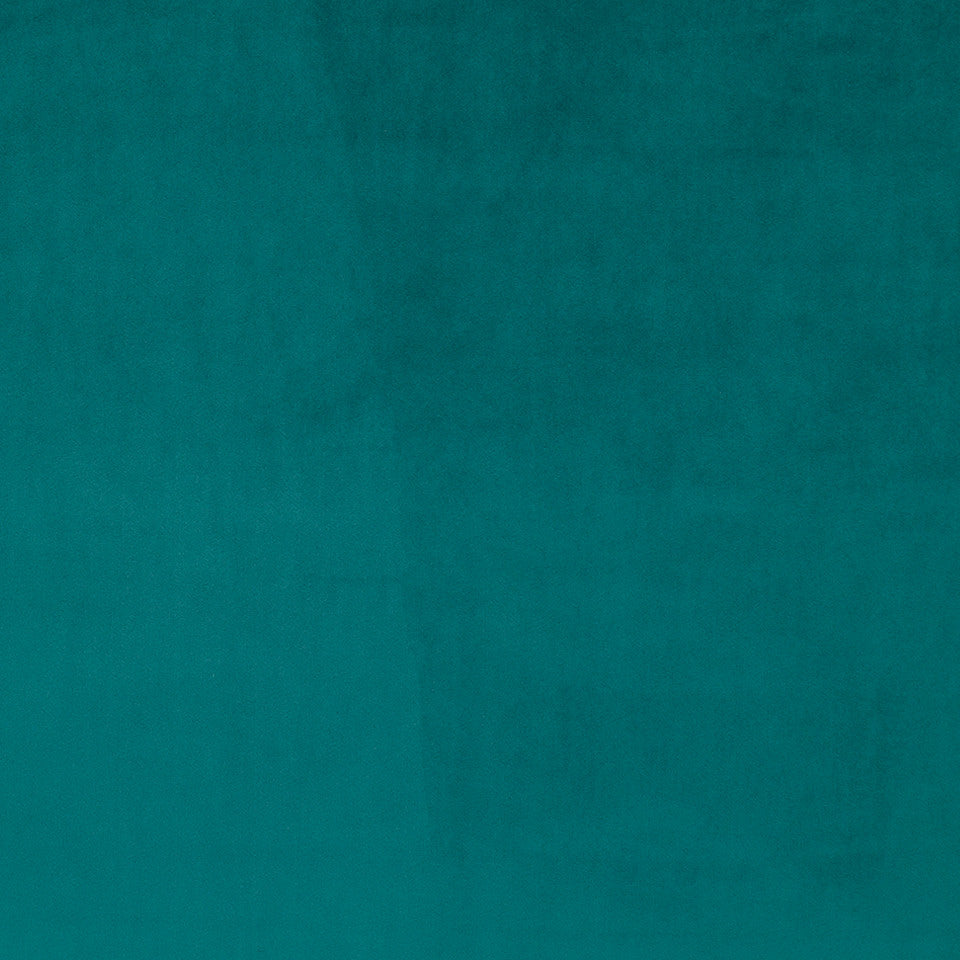 Drapeable Velvet Touche Fabric - Blue Pine