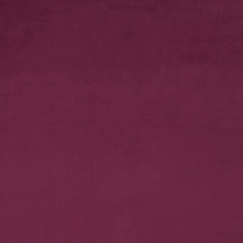 Drapeable Velvet Touche Fabric - Beet