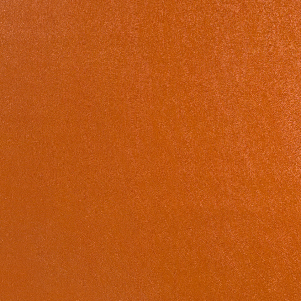Faux Leather Textures Glazed Hide Fabric - Sunrise