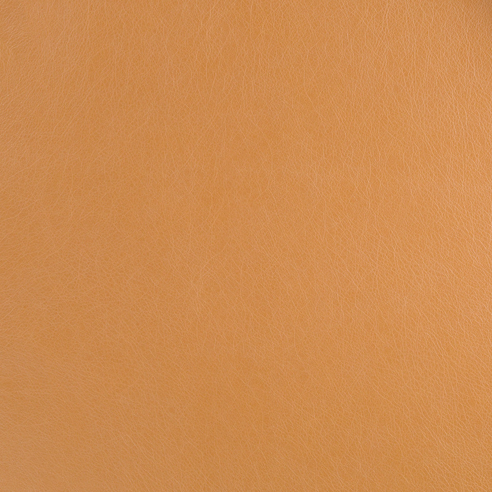 Faux Leather Textures Classic Hide Fabric - Caramel