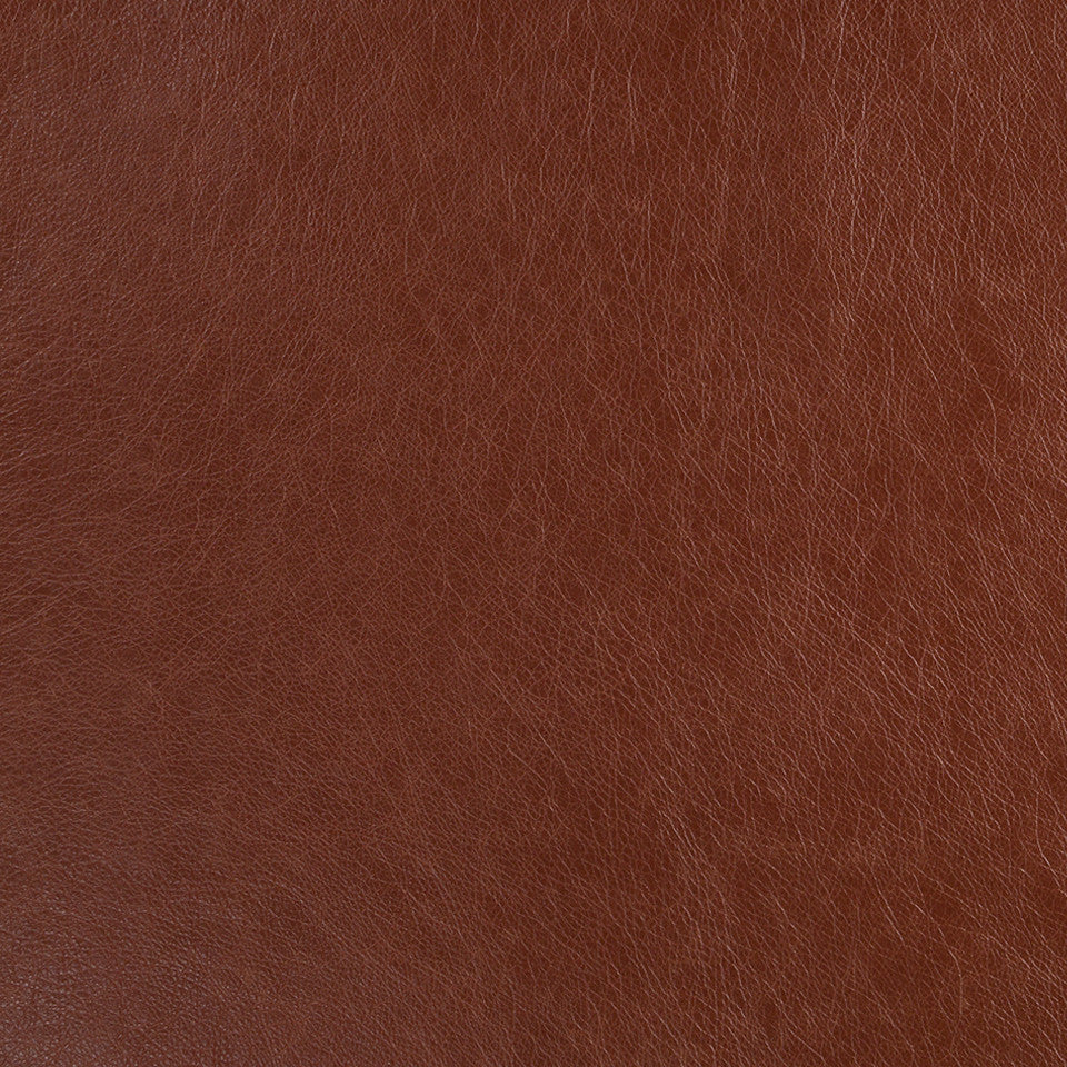 Faux Leather Textures Classic Hide Fabric - Saddle