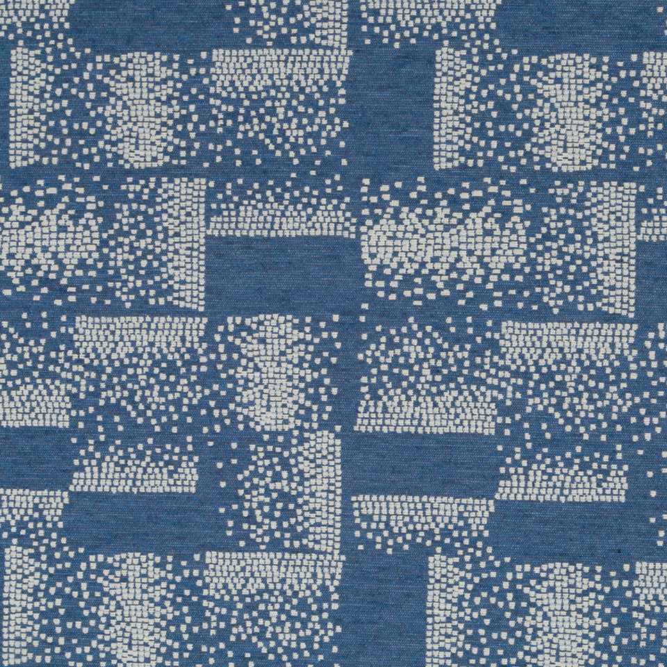 Luxe Natural Polished Pixel Fabric - Moonstone