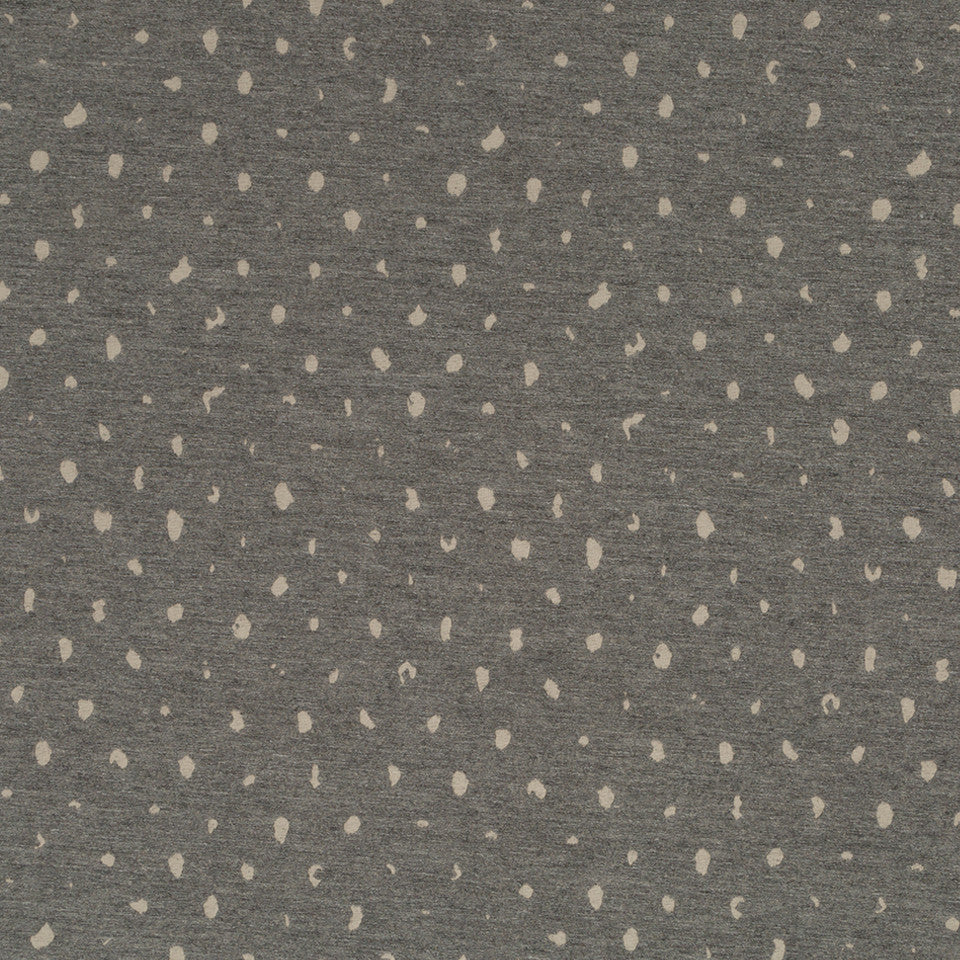Luxe Natural Mineral Spirit Fabric - Slate