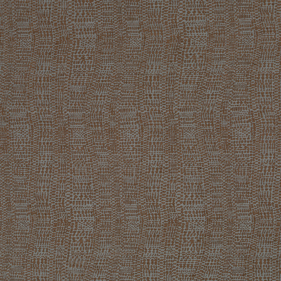 Luxe Natural Paint Dabs Fabric - Onyx