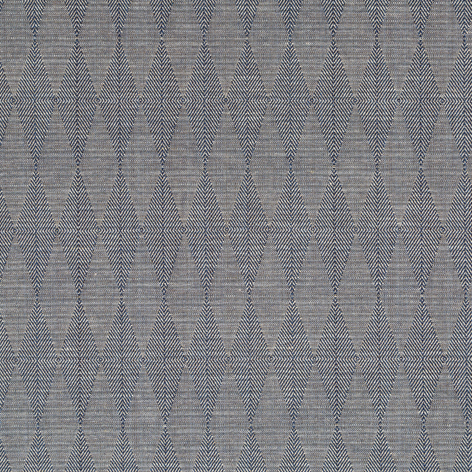 Luxe Natural Diamond Flex Fabric - Indigo