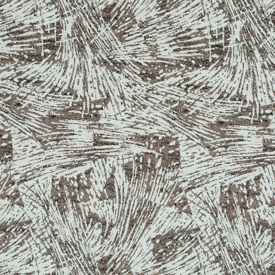 Luxe Natural Mottled Burst Fabric - Abalone