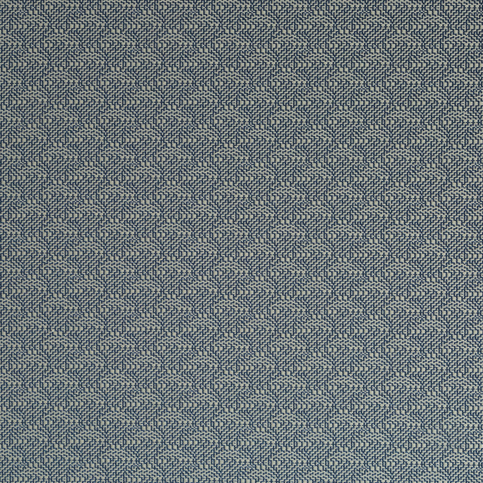 Solid Textures IV Fraction Pick Fabric - Indigo