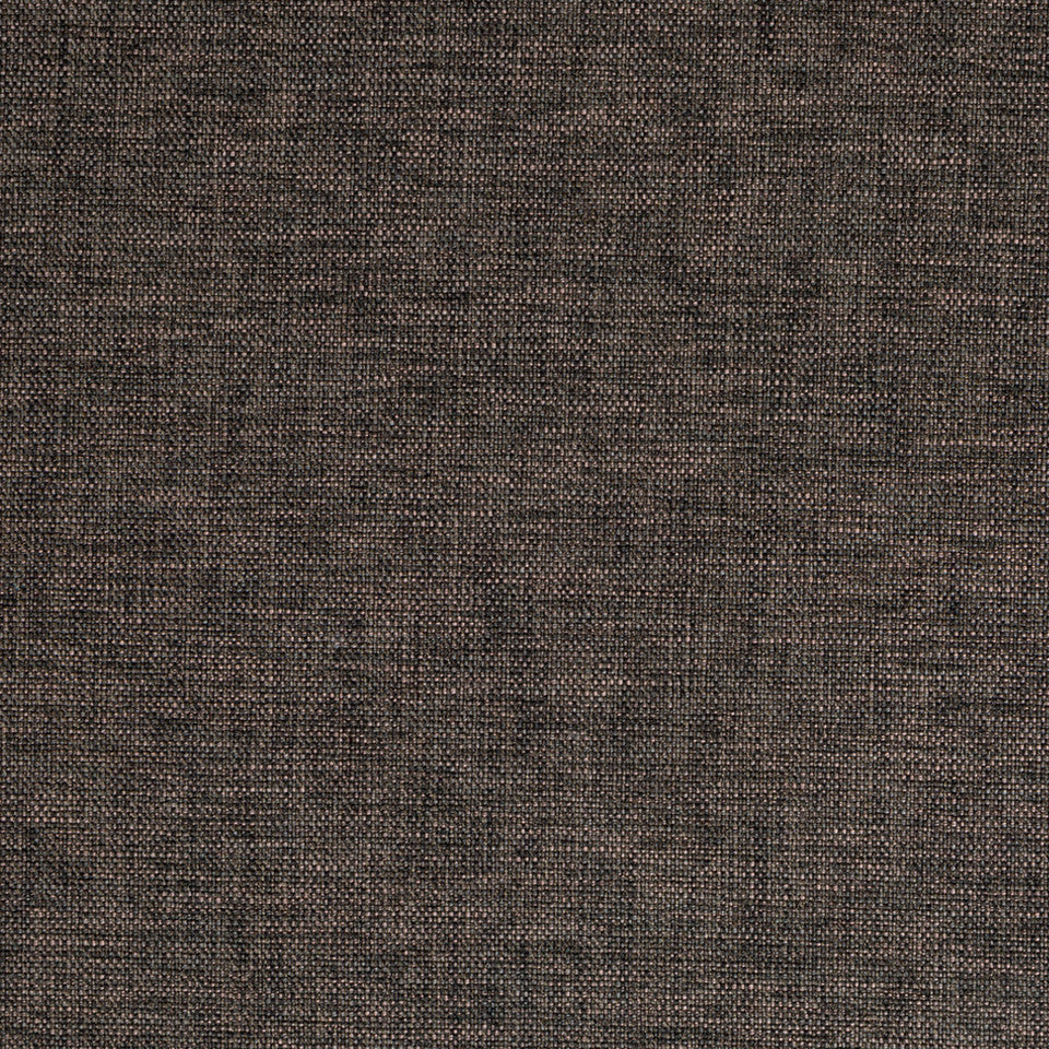 Solid Textures IV Modern Grid Fabric - Onyx