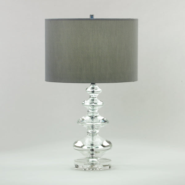 Plymouth Table Lamp - Grey