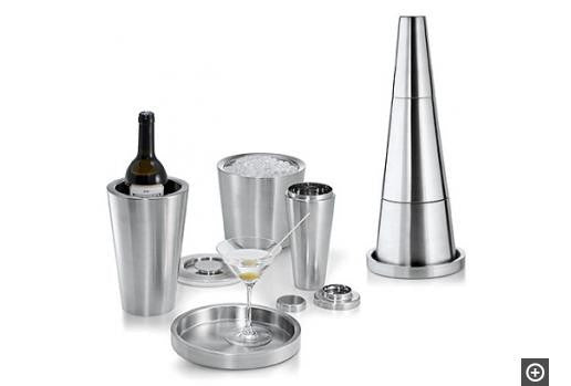 Skyskraper Bar Set - 4pcs.