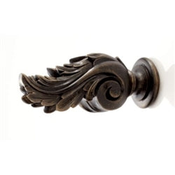 Icarus - Buckingham Collection Drapery Rod Finials