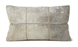 Patchwork Cowhide Pillow
