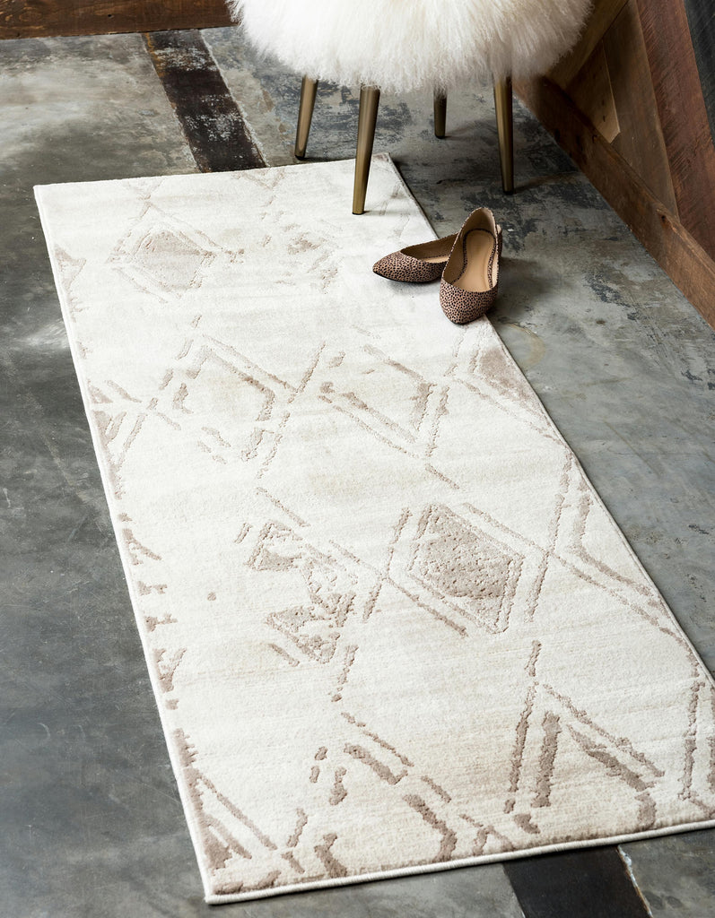 Carnegie Hill Rug - Bone