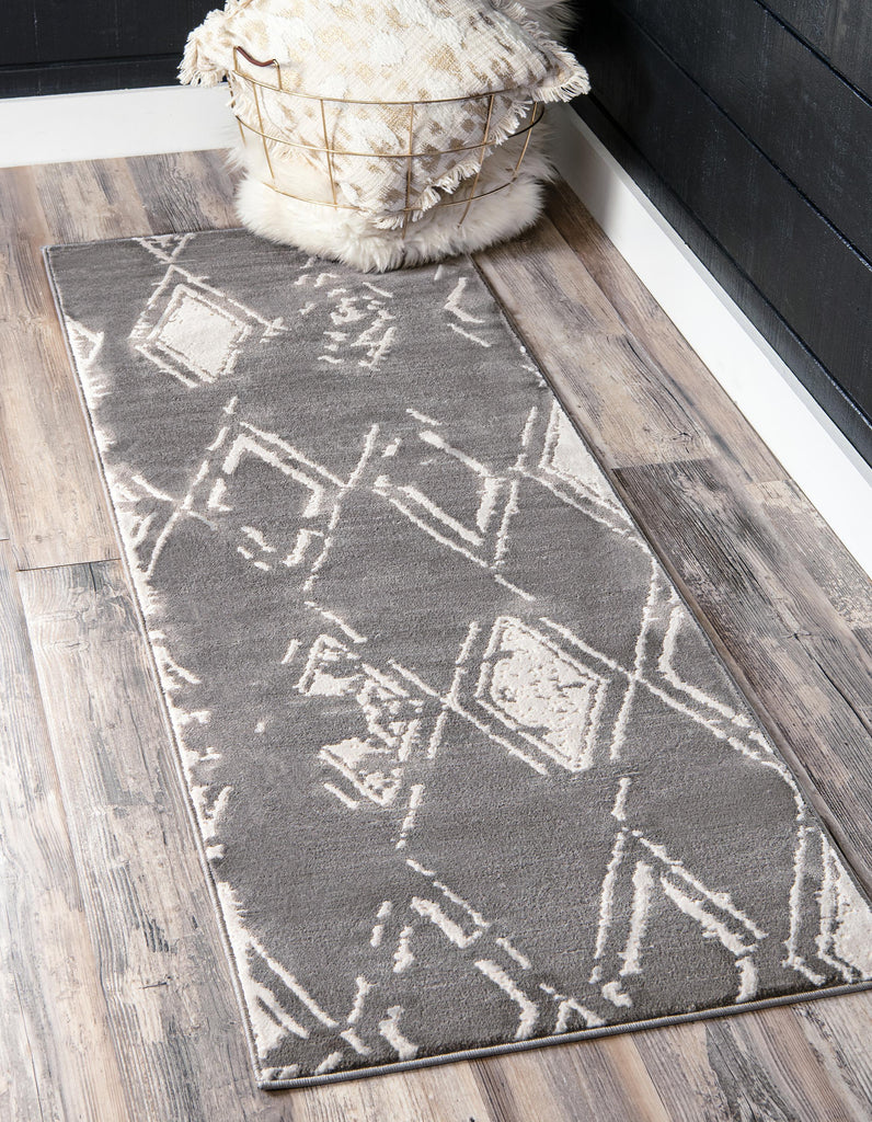 Carnegie Hill Rug - Grey