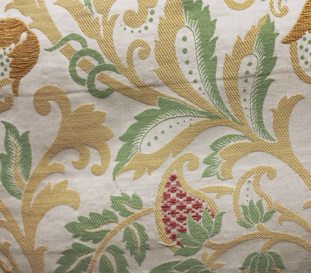 Ornate Fabric