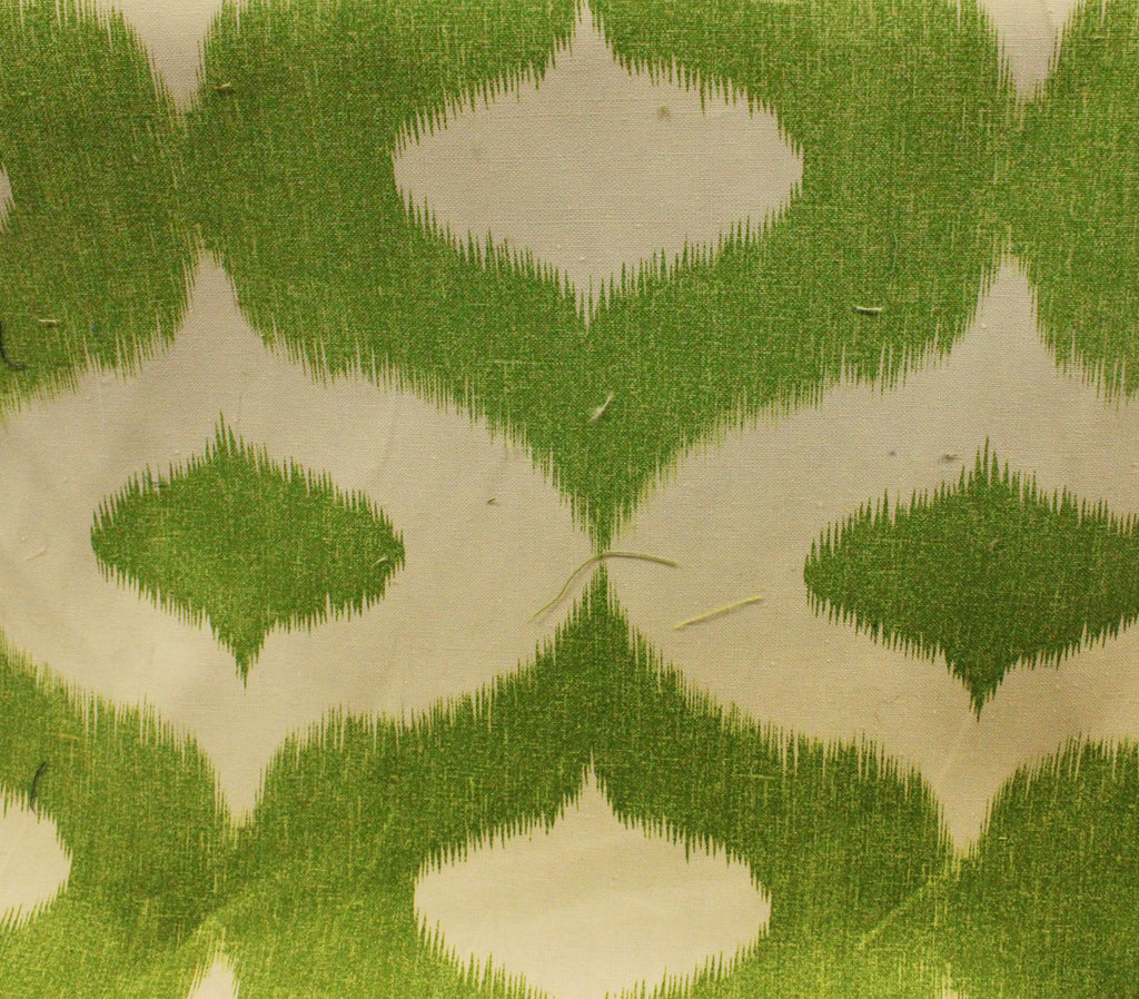 Green Apple Ikat