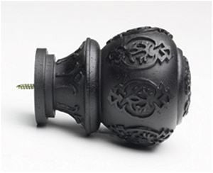"2"" Laccy Finial"