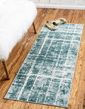 Lexington Avenue Rug - Turquoise