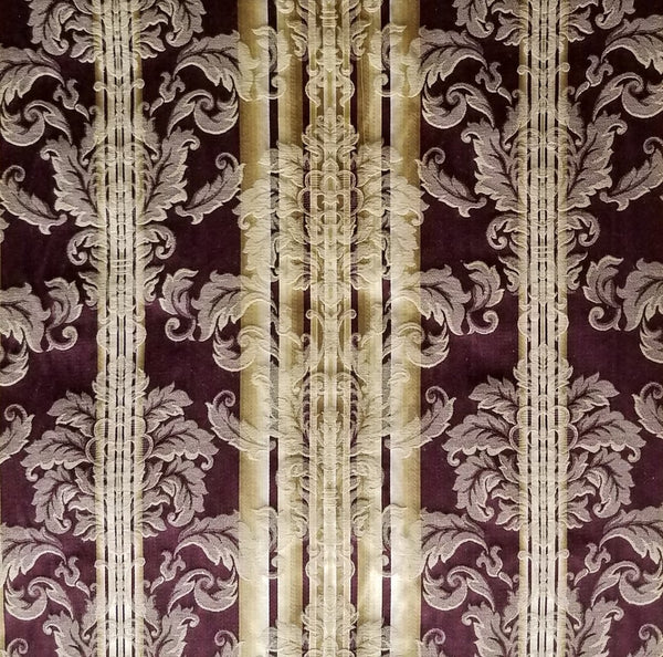 Lykaios Stripped Damask