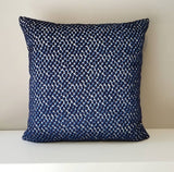 Raindrop Velvet Pillow