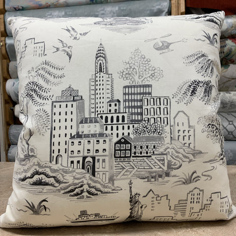 Zarin Hometown Pillow