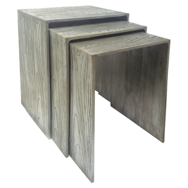 Tuck Nesting Side Tables