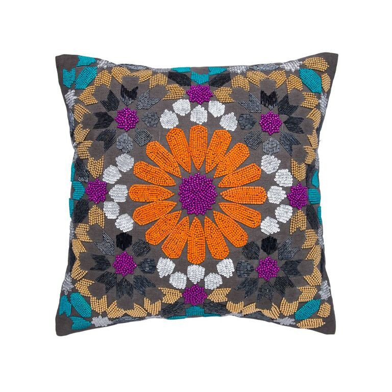 Bohemian Pillow - Flower Power