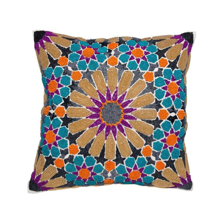 Bohemian Pillow - Kaleidoscope