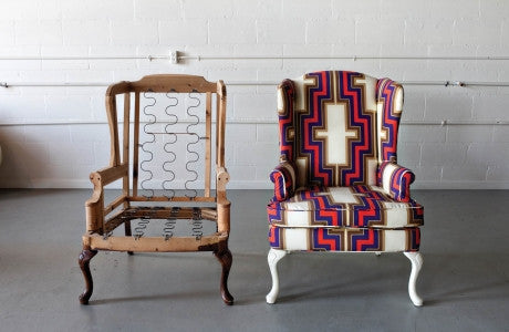 Custom Upholstery Made Easy