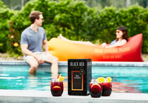 Black Box Sangria Air Lounger