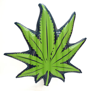 Giant Fun Inflatable Weed Leaf Marijuana Bottle Pool Floats for Adults- Great Inflatables for Summer Outdoor Parties & Relaxing - Perfect Swimming Pool Float for Women, Kids, & Men - Plastic Toy Raft Lee and Lani