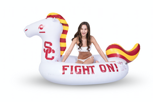 The USC Traveler Horse Inflatable