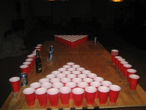 The Beer Pong Articles Tagged LED Beer Pong Tables Infinity - Custom vinyl decals for beer pong tables