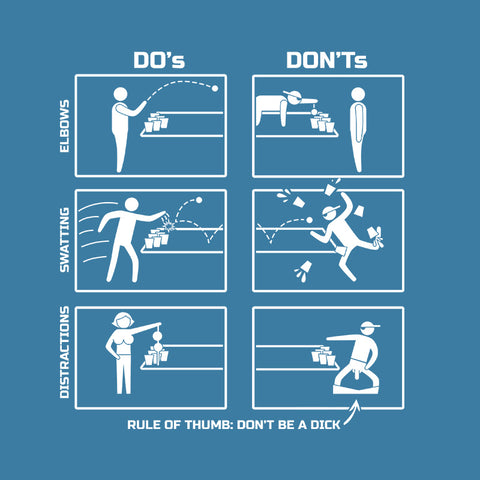Do's and Don'ts Tshirt