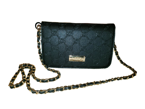 Small Black Bebe Bag - Envee Styles Boutique
