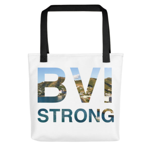 BVI Strong Tote Bag - Envee Styles Boutique
